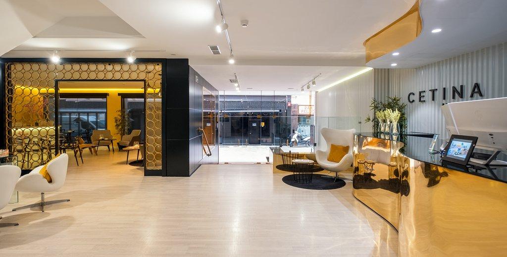 Hotel Cetina Murcia.