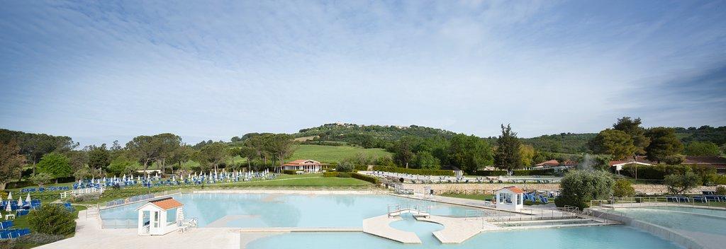 Terme di Saturnia - Parco Termale