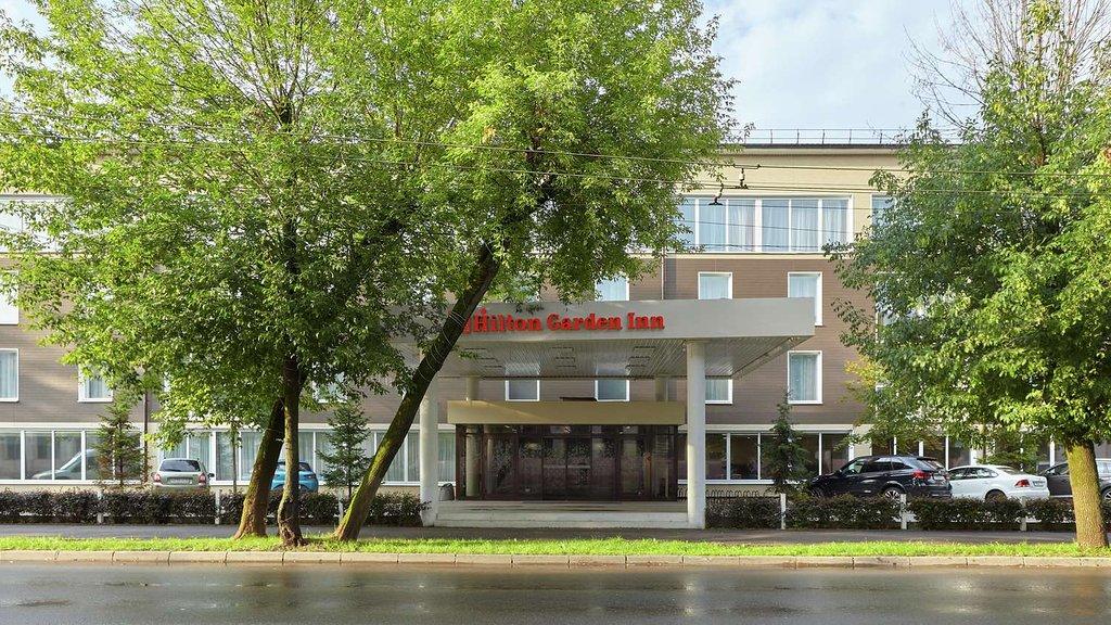 Отель Хилтон Гарден Инн Калуга