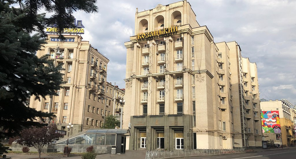 コザトスキー ホテル