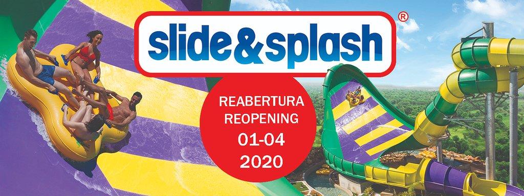 Slide & Splash - Parque Aquático