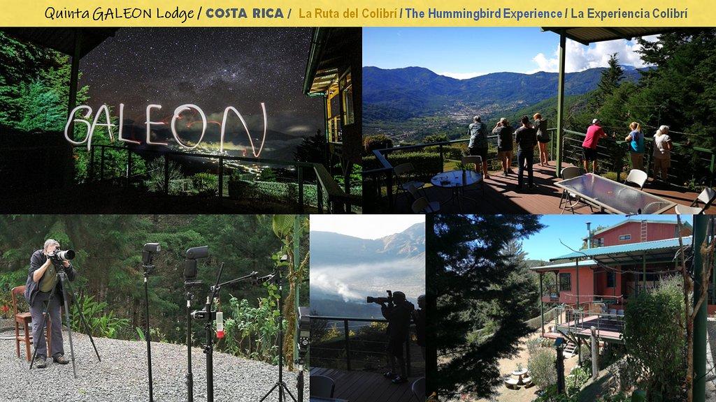 Quinta Galeon Lodge