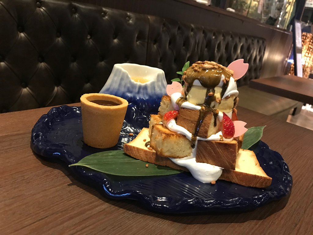 Review of Honey Toast Cafe 1