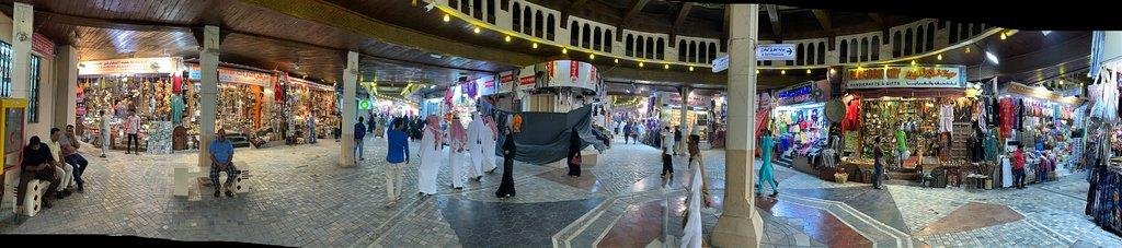 Mutrah Souq, Muscat, Oman