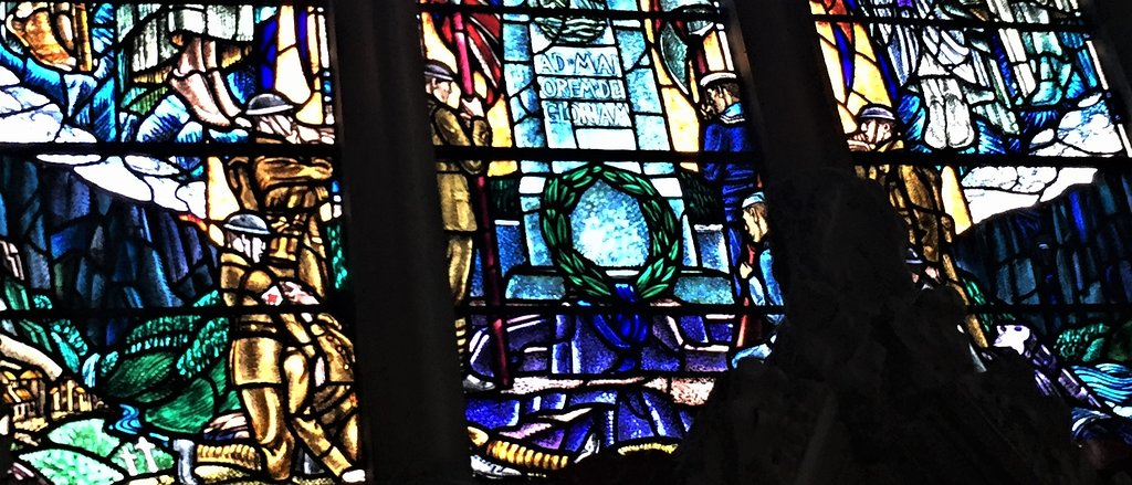 The War Memorial Windows