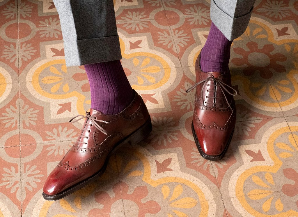 Norman Vilalta Bespoke Shoemakers