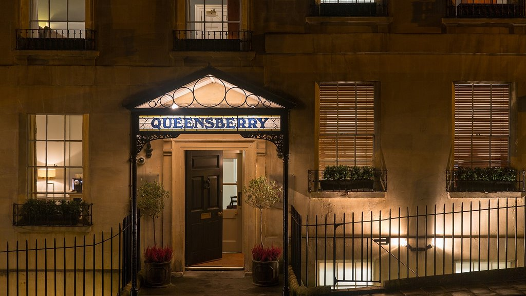 Queensberry Hotel