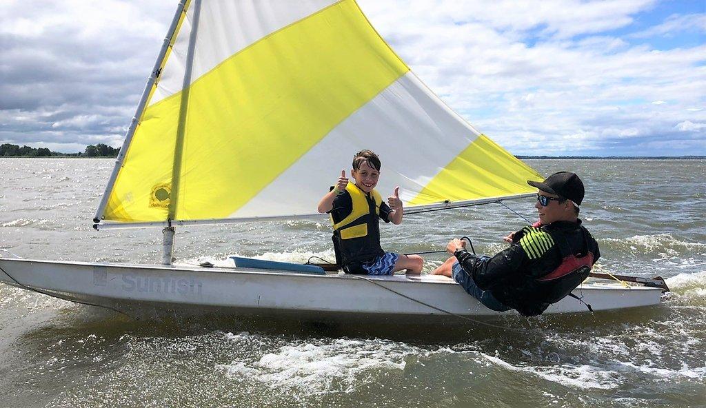 Rock Hall Yacht Club Sailing School