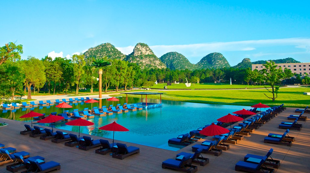 Club Med Guilin - China