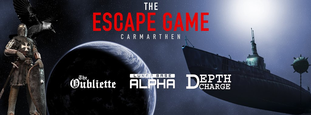 ‪The Escape Game Carmarthen‬