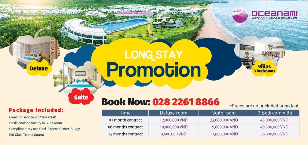 Oceanami Villas & Beach Club at 4 Bedrooms