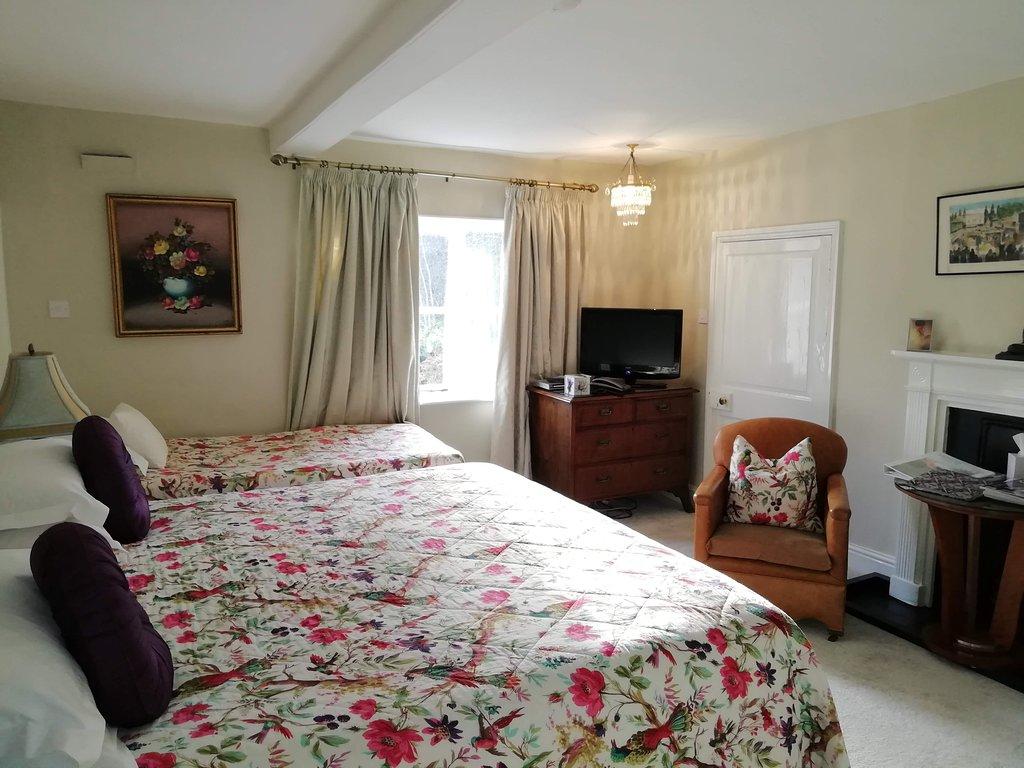 The Carrick Fox Room