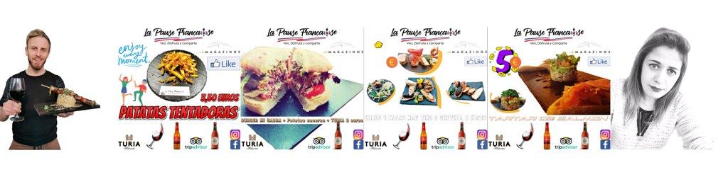 """ven a disfrutar en el nuevo centro  gastronómico de denia  la pause francaise en """"els magazinos"""""""