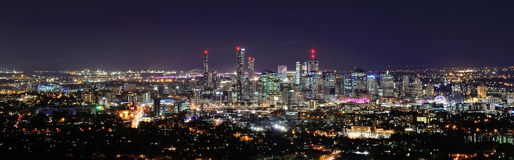 Mount Coot-Tha Summit Lookout