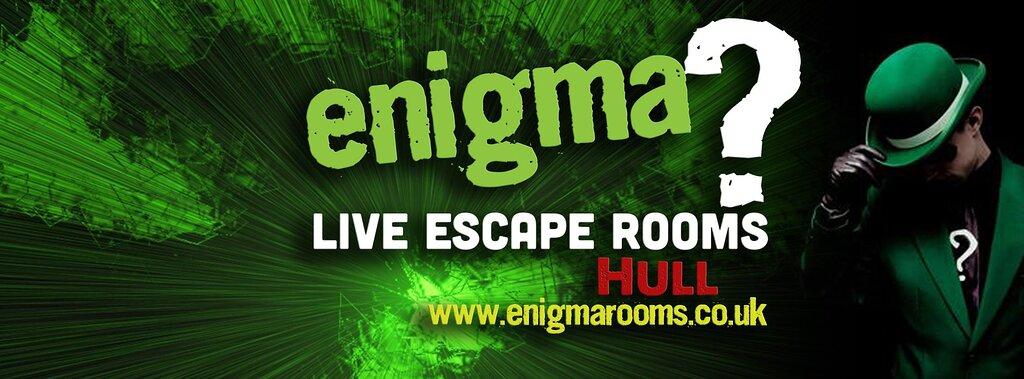 Enigma Live Escape Rooms Hull