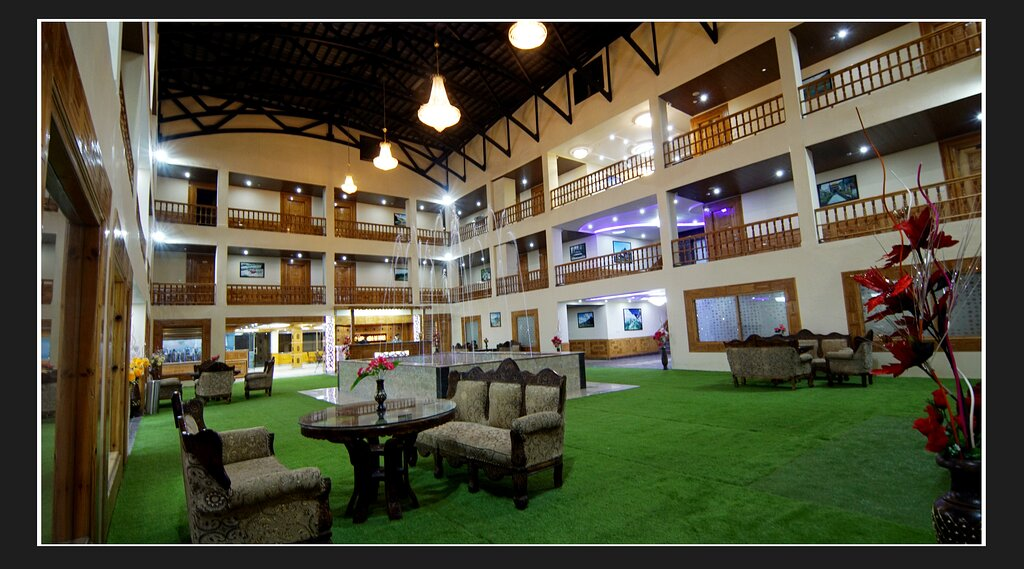 Grand Krisa Resort And Spa