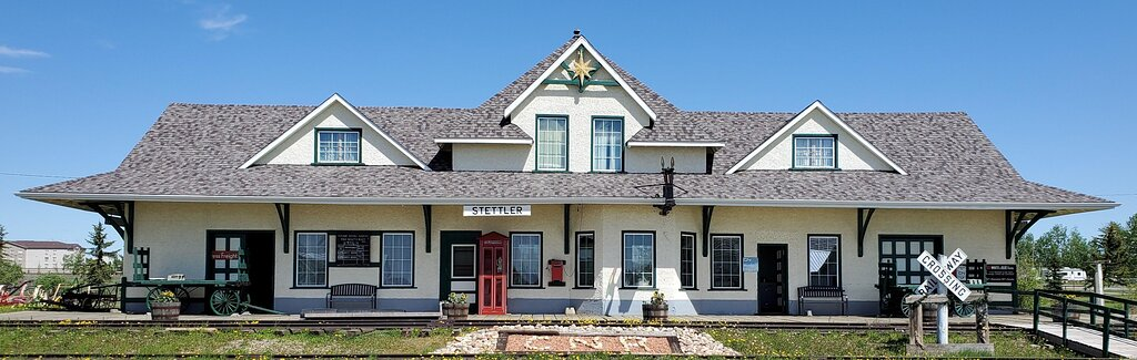 Stettler Town & Country Museum