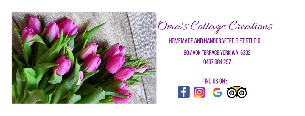 Oma's Cottage Creations
