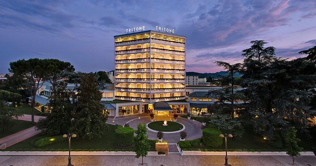 Hotel Tritone Luxury Thermae & Spa