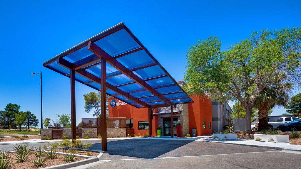 Best Western El Paso Airport Entrada Hotel