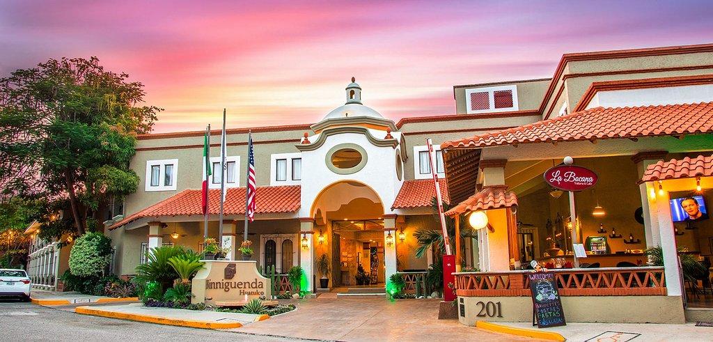 Binniguenda Huatulco All Inclusive Hotel & Beach Club