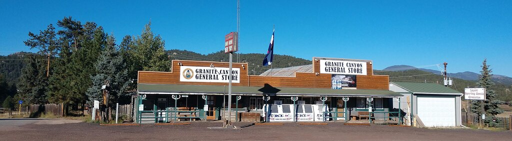 Granite Canyon General Store