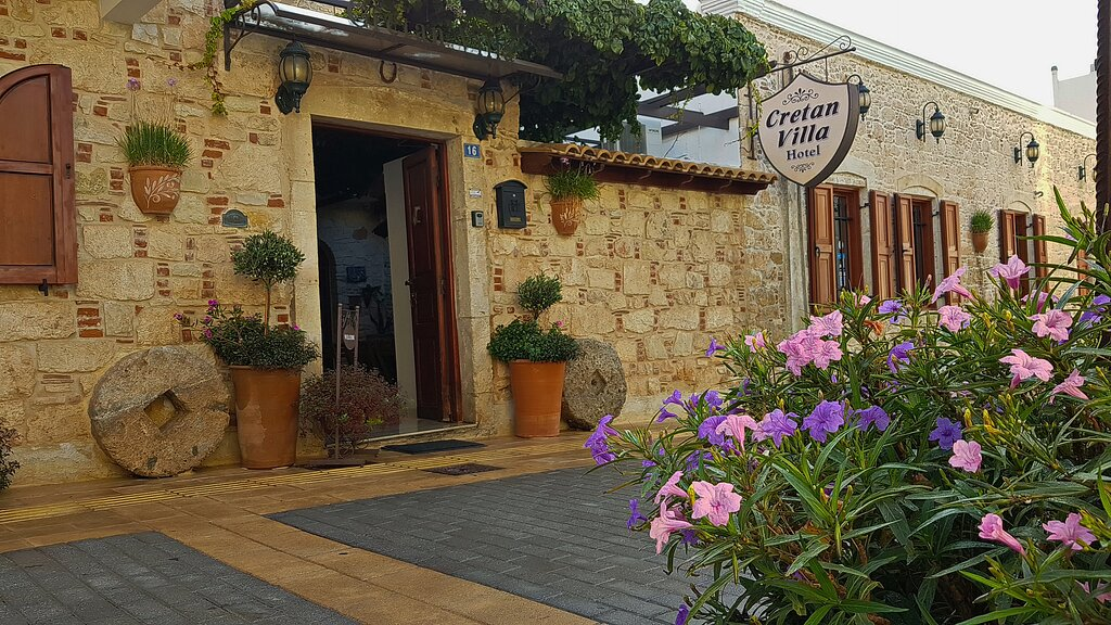 Cretan Villa Hotel & Apartments