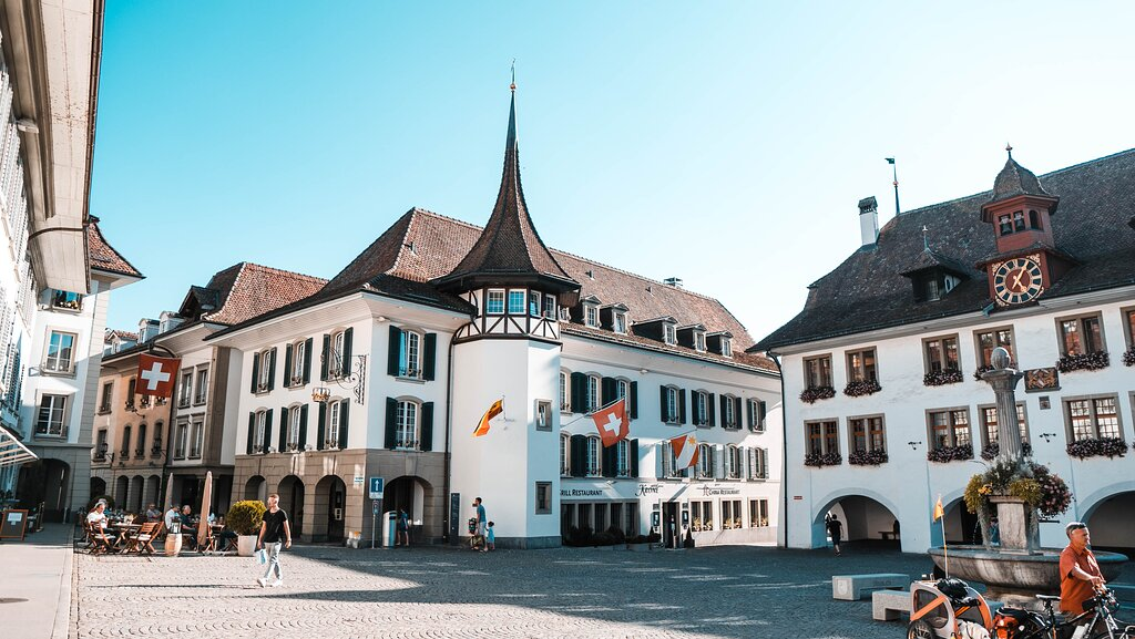 Hotel & Restaurant Krone Thun