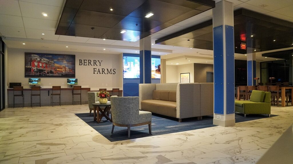 Holiday Inn Express & Suites- Franklin Berry Farms