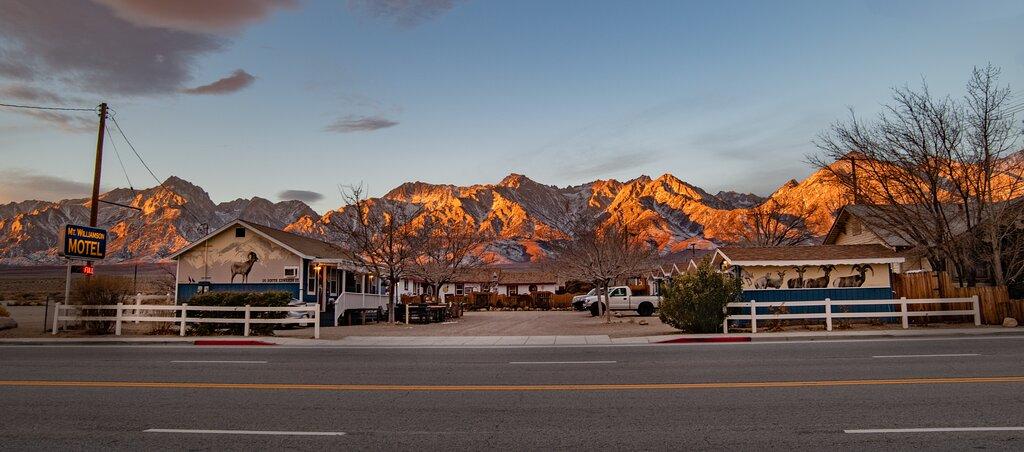 Mt. Williamson Motel and Base Camp