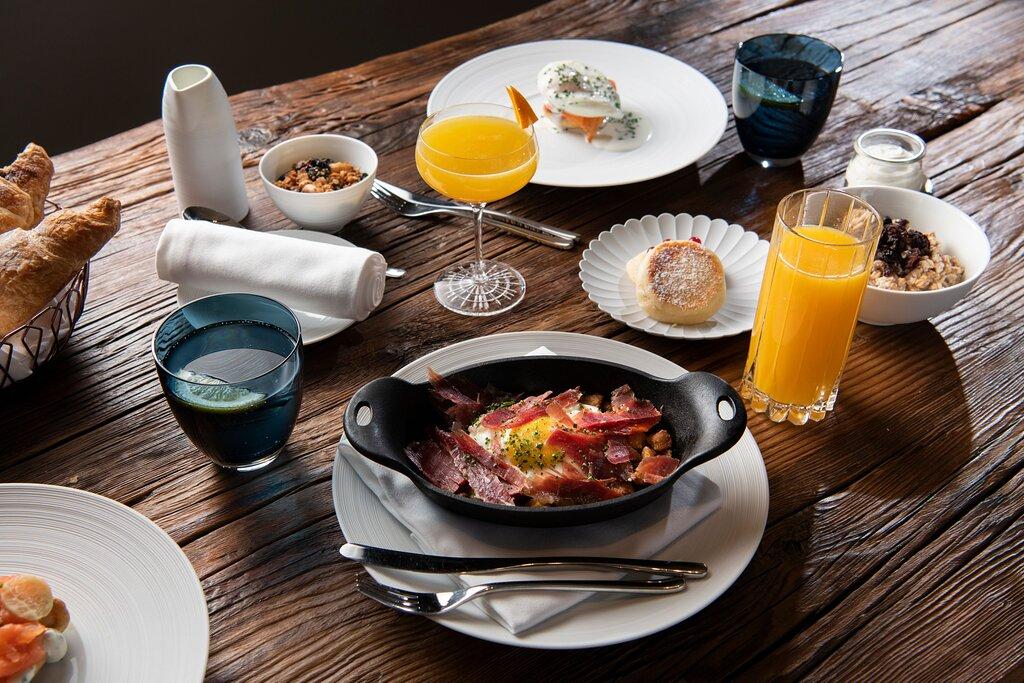 Breakfast at Iniala Breakfast Club