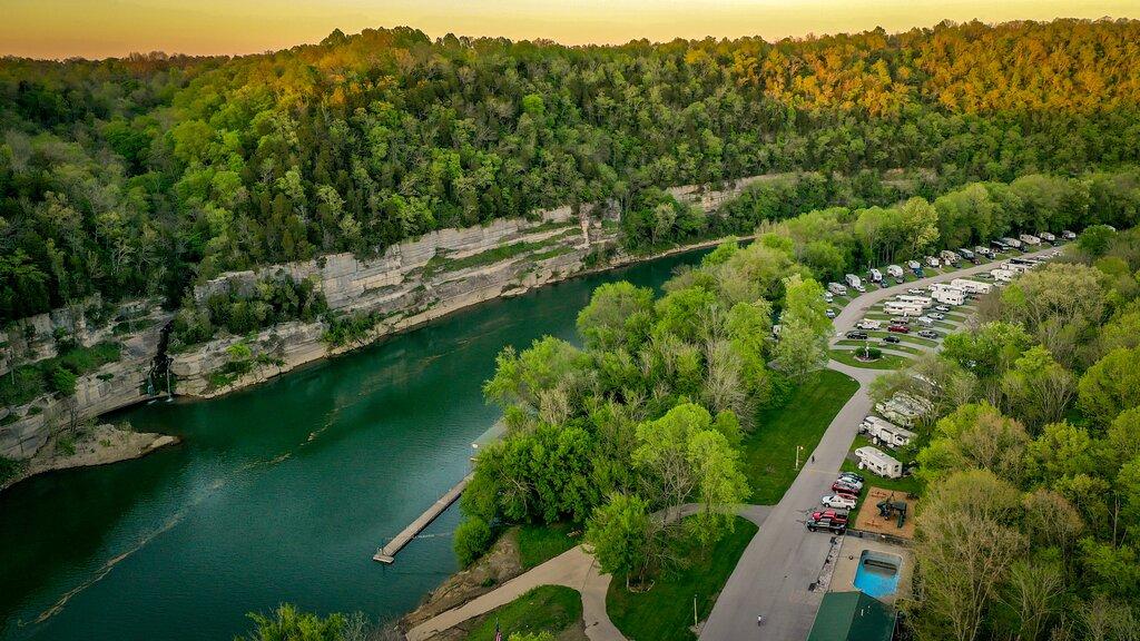Cummins Ferry RV Park, RV Resort, Campground & Marina