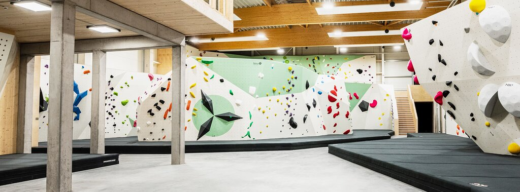 blocwald - boulderzentrum VS