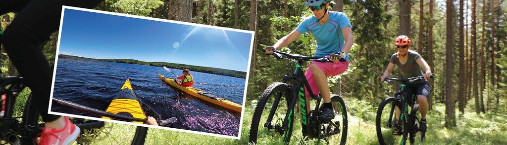 Hemsö kayak & MTB