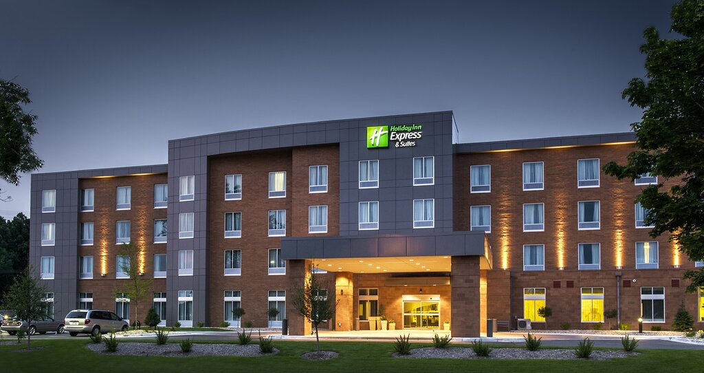 Holiday Inn Express & Suites Madison Central, an IHG hotel