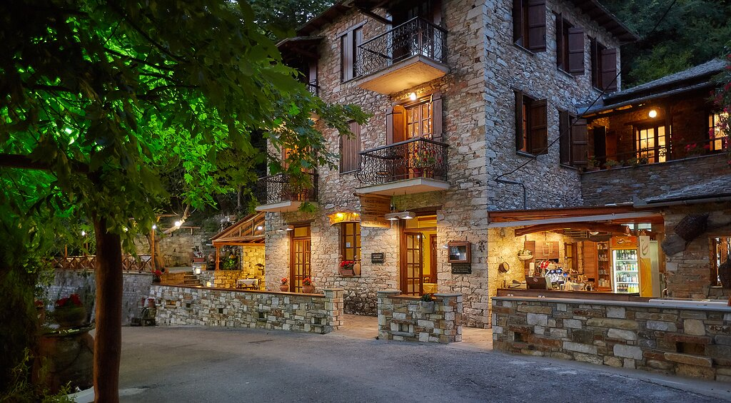Hotel Palios Stathmos