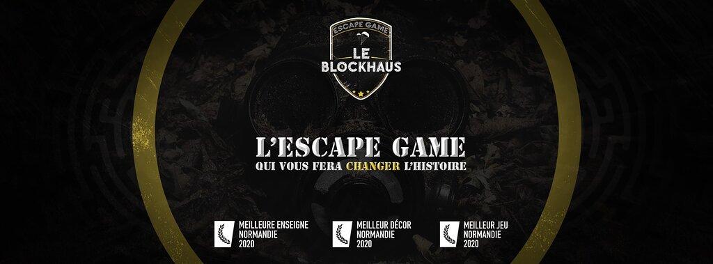 LE BLOCKHAUS Escape Game