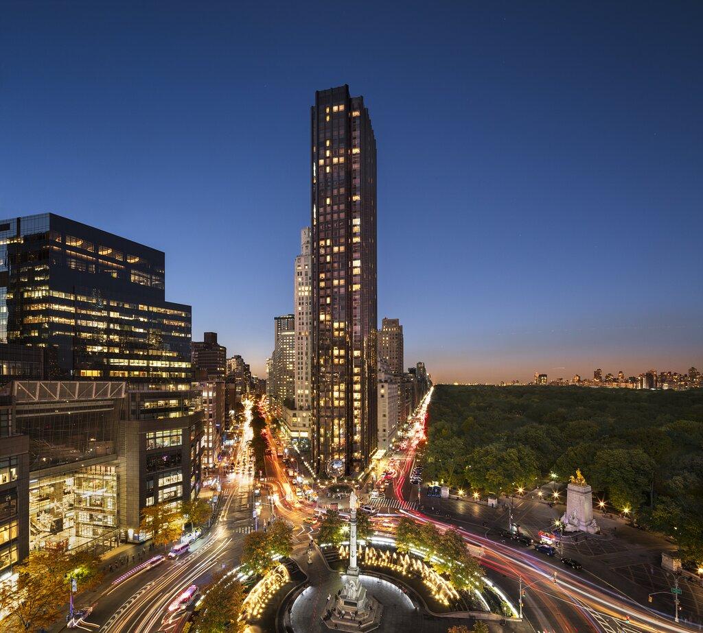 Trump International Hotel and Tower New York