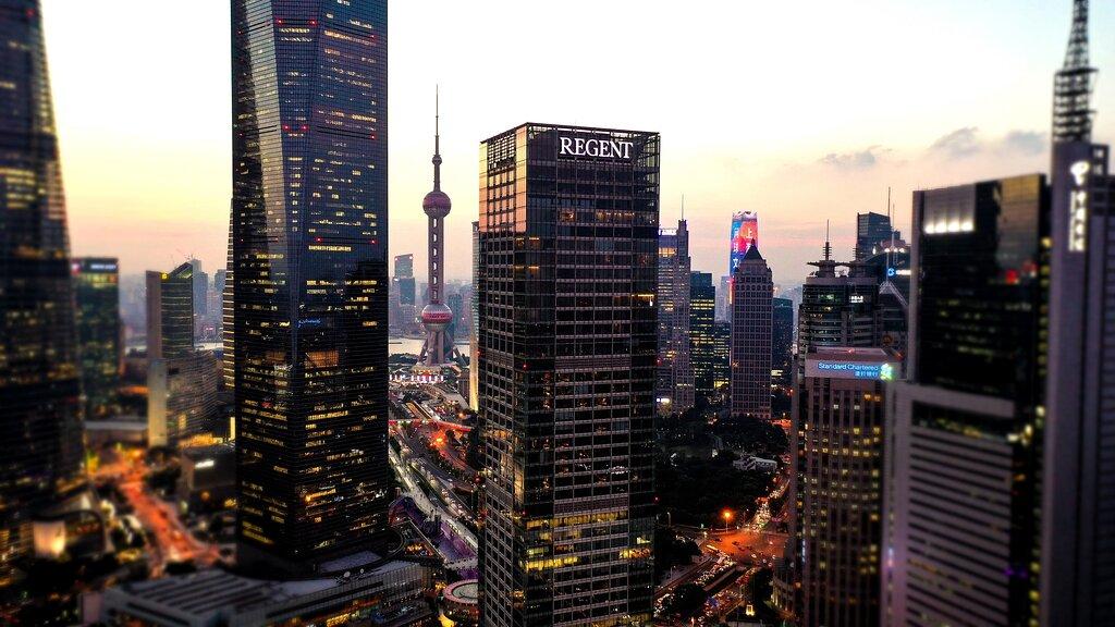 Regent Shanghai at Pudong