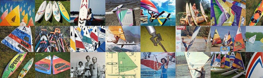 Windsurfing Museum Prague