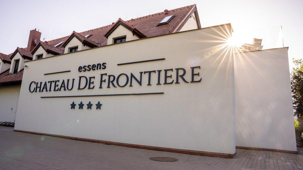 Hotel Chateau de Frontiere