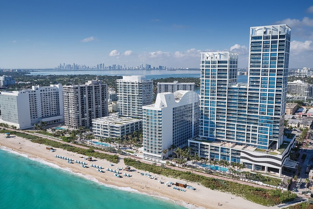 Welcome to Carillon Miami Wellness Resort. Come as you are, leave as you've never been.