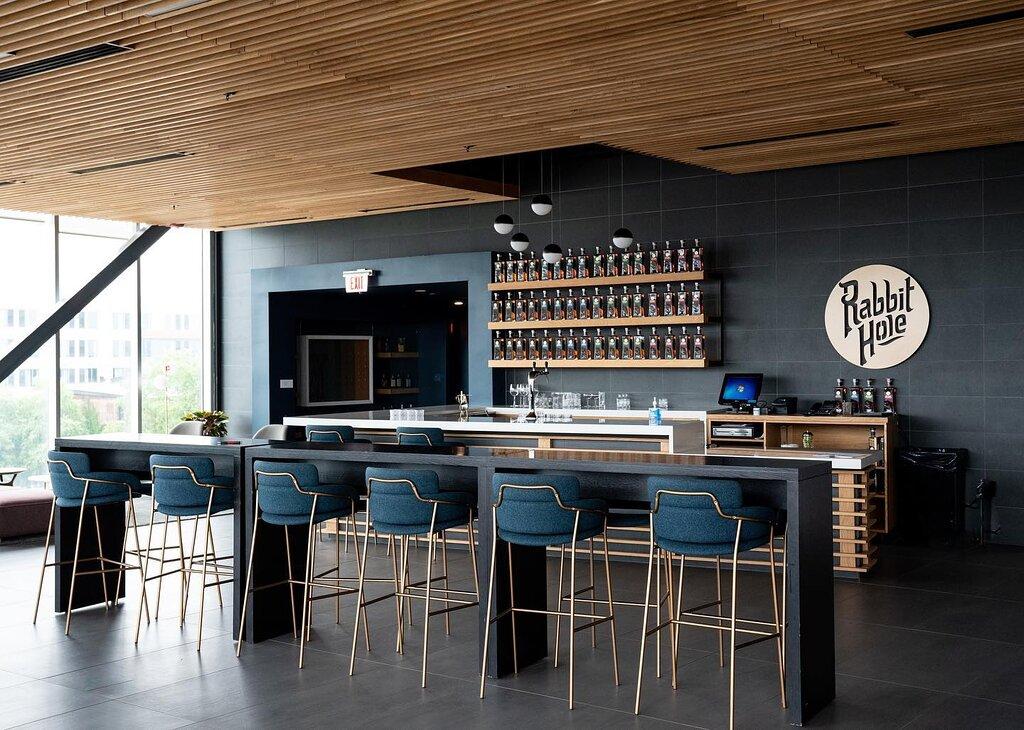 Rabbit Hole Distillery - Overlook Bar