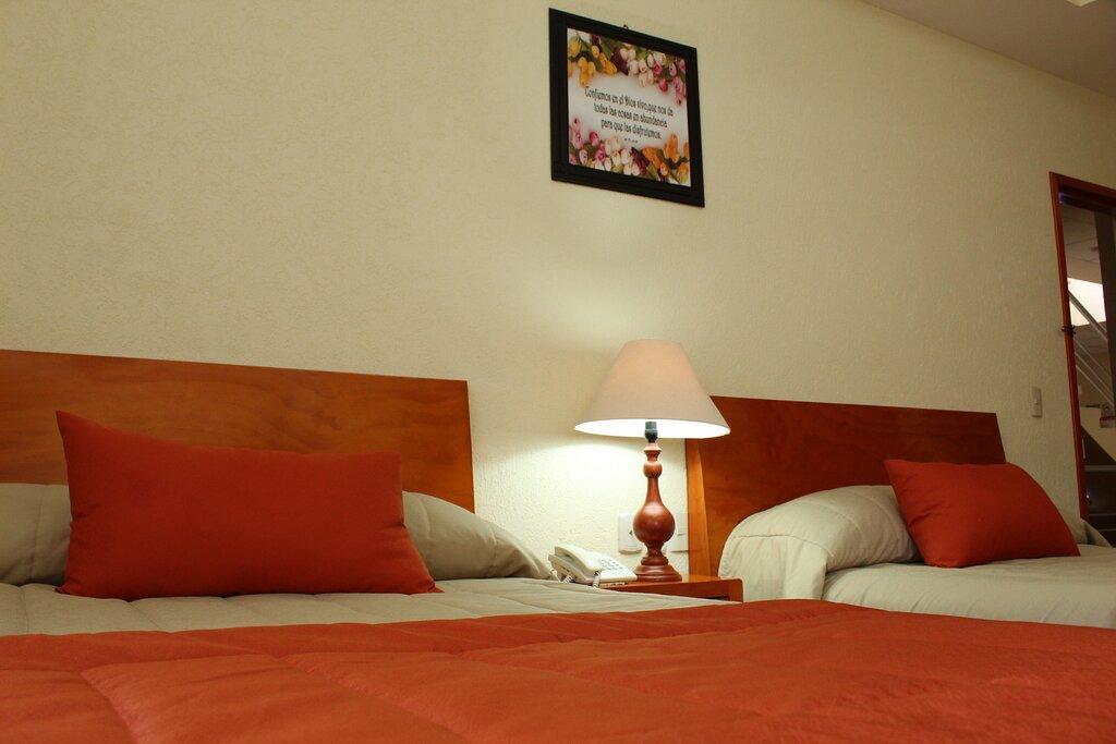 Terraza - Φωτογραφία (Hotel Senorial Tlaxcala) - Tripadvisor