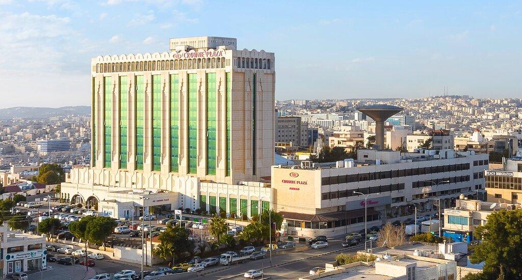 Crowne Plaza Amman, an IHG Hotel