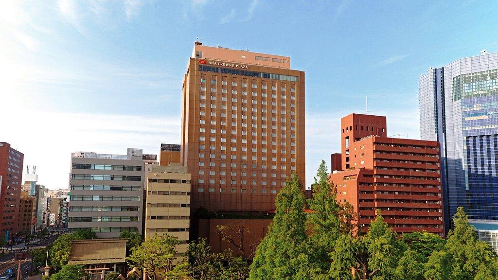 ANA Crowne Plaza Hiroshima, an IHG hotel