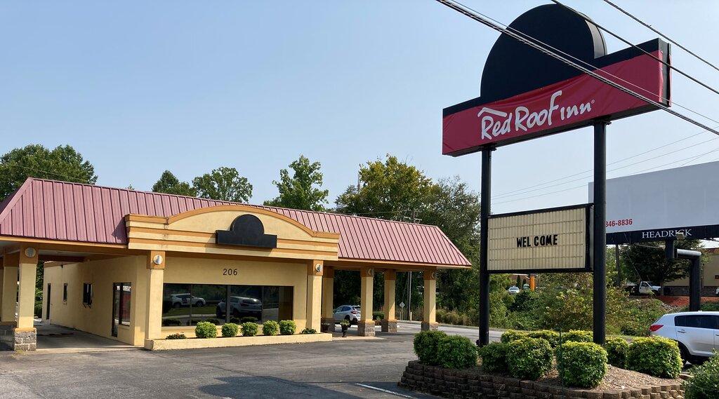 Red Roof Inn Lenoir