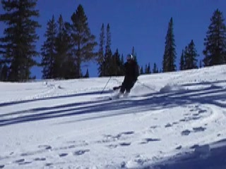 Salida, CO : Telemark at Ski Monarch resort
