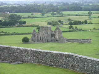 County Tipperary, Ireland: Rock of Cashel, Cahir Castle, Glen of Ah