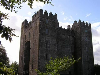 Bunratty, Banoffi, and King John